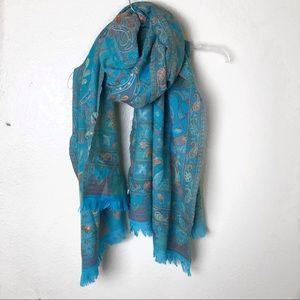Tasha Polizzi Wool Saddle Blanket